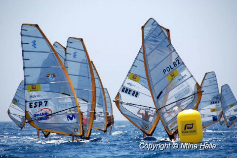 RS:X: the Olympic windsurfing class