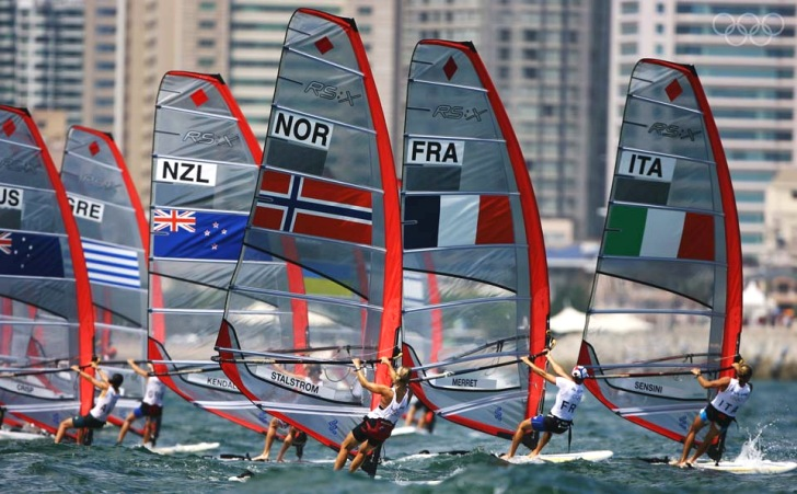 RS:X Windsurfing: an Olympic adventure