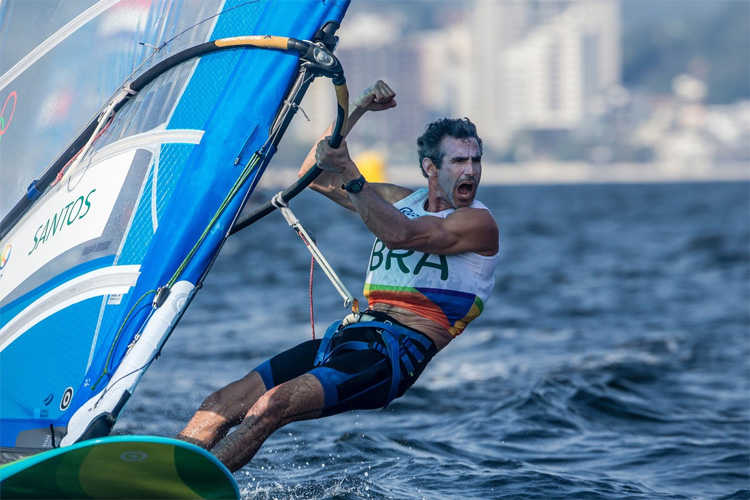 RS:X: the official Olympic windsurfing class | Photo: World Sailing