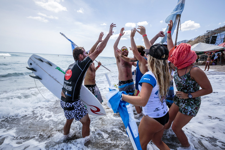 Surfing: ready for the Tokyo 2020 Olympic Games | Photo: ISA