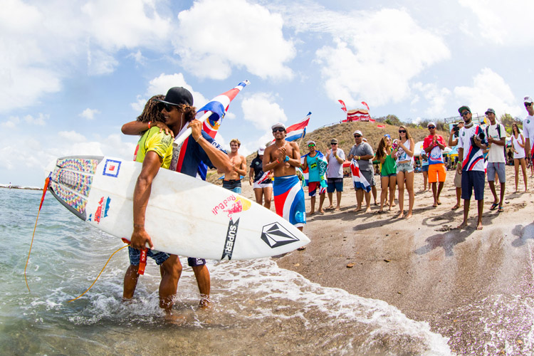 Surfing: waves will debut in the Olympic Games | Photo: ISA