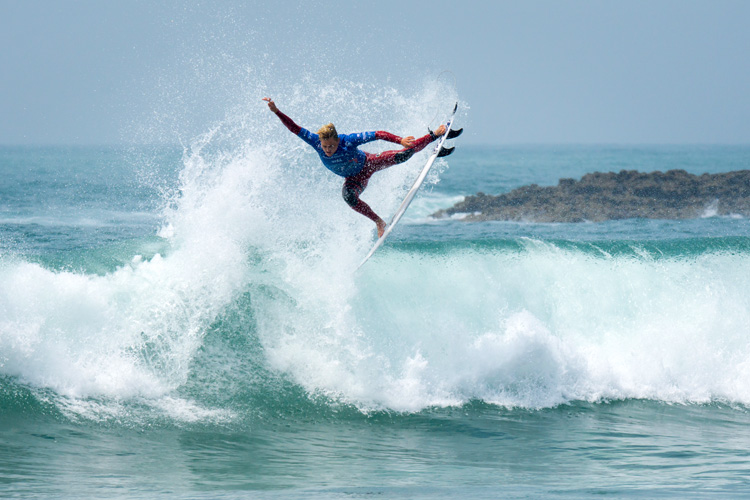 Surfing: there will be 40 male and female surfers in the Tokyo 2020 Olympic Games