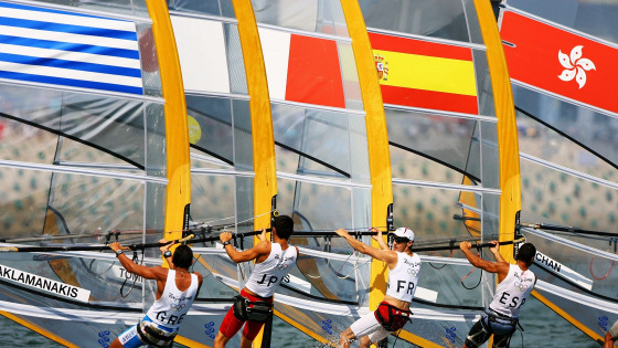 RS:X windsurfing: say goodbye to the Olympic Games