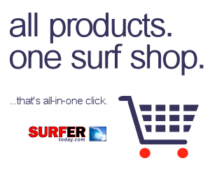 The Online Surf Shop | The best and cheapest surf products are available at SurferToday.com