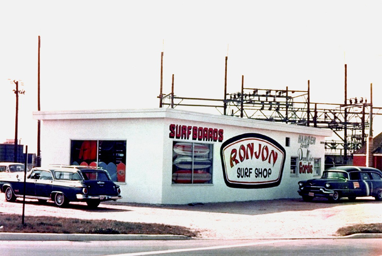 The story of Ron Jon Surf Shop