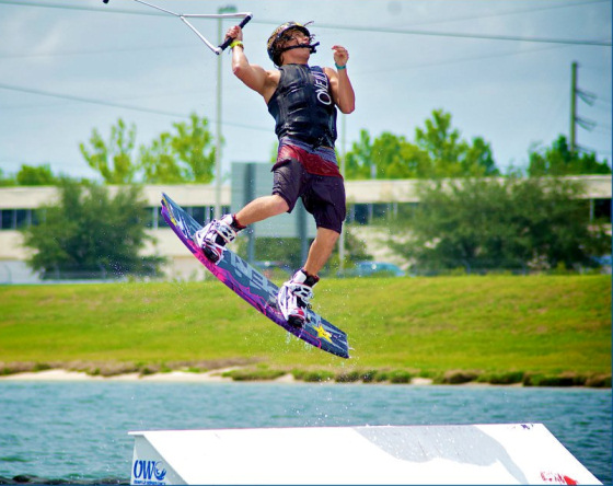 Orlando Watersports Complex: taking wakeboarding into the Olympic Games