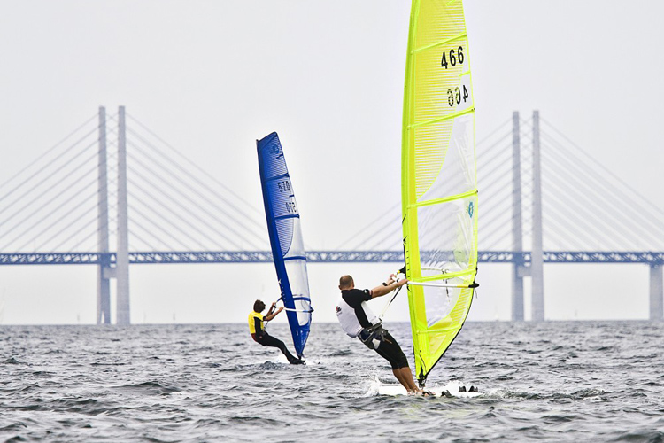 Oresund: a Swedish windsurf town | Photo: Visit Skane