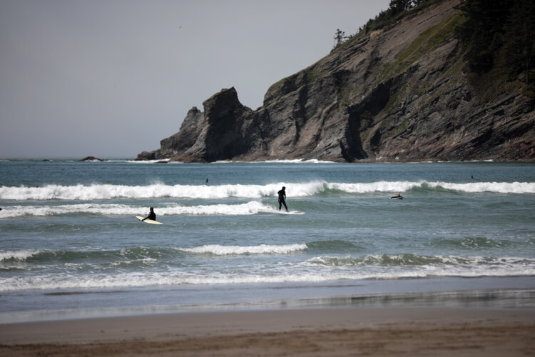 Oswald West State Park: home to Shorty's surf spot | Photo: Creative Commons