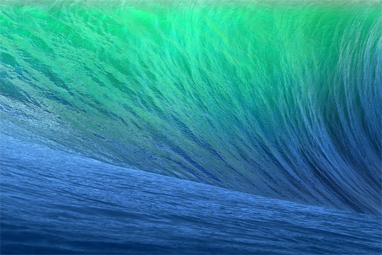 OS X Mavericks: big wave computers