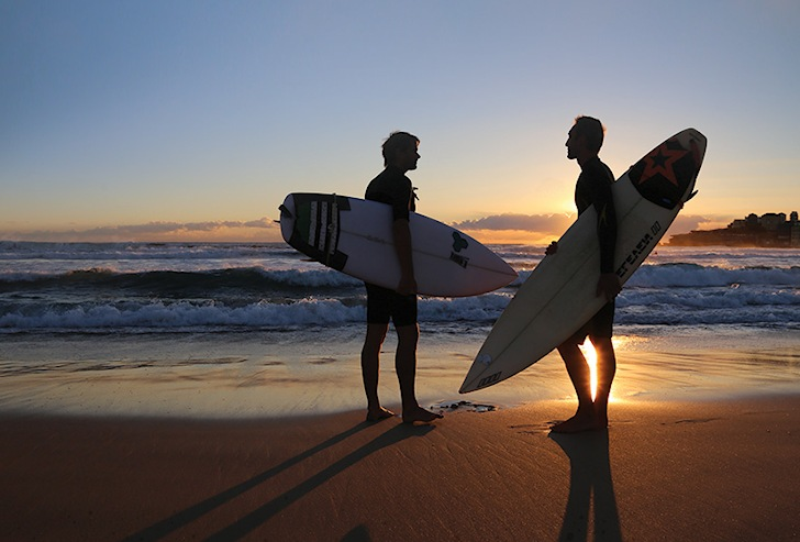 Out in the Line-Up: gay surfers want a wave