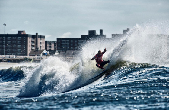 Quiksilver Pro New York: even the Australians loved it