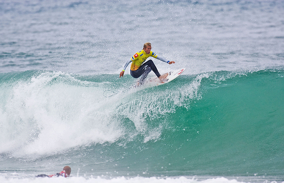 Owen Wright: 'a surf camp with my name on it... nice, hein?'
