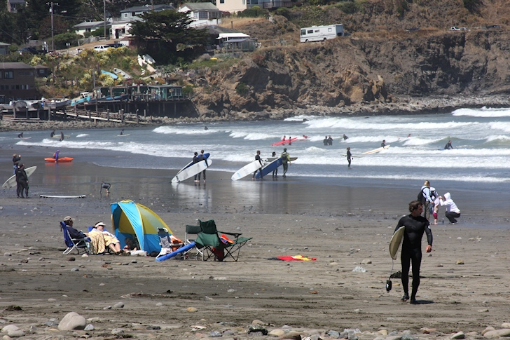 Pacifica, Northern California: living the surf life | Photo: Pargon/Creative Commons
