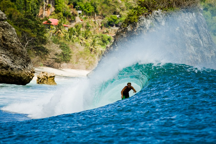 Padang Padang: the Balinese Pipeline