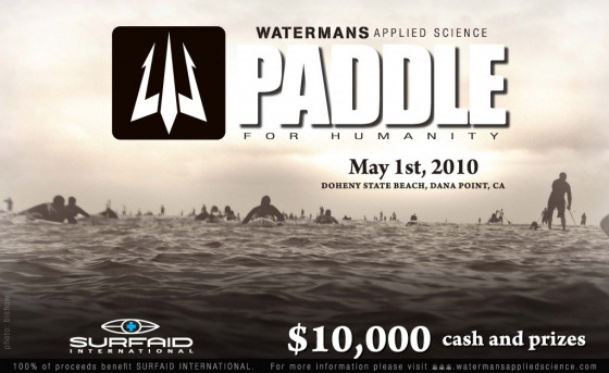 Paddle For Humanity