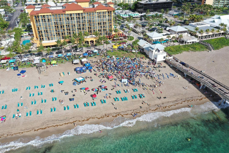 Deerfield Beach: 633 divers break the Guinness World Record for the largest underwater cleanup | Photo: PADI