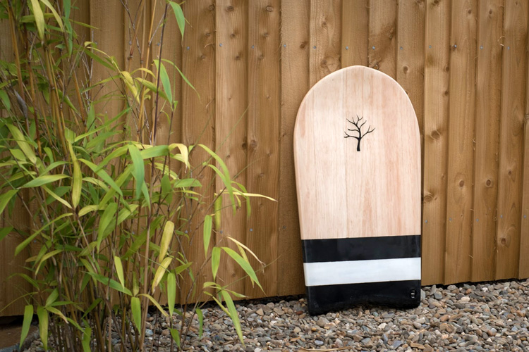 Paipo: the world's first bodyboard | Photo: Seasonal Surfcraft
