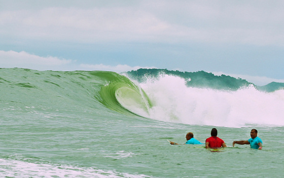 Panama ISA World Masters Surfing Championship: yes, always pumping