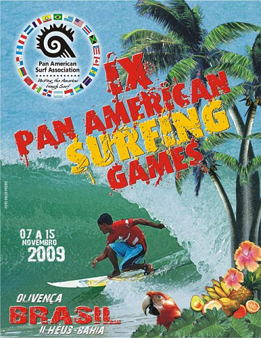 IX Panamerican Surfing Games