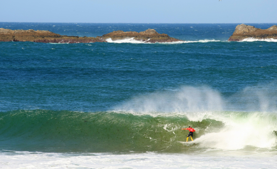 Pantin Classic Pro: beautiful waves in a splendid region