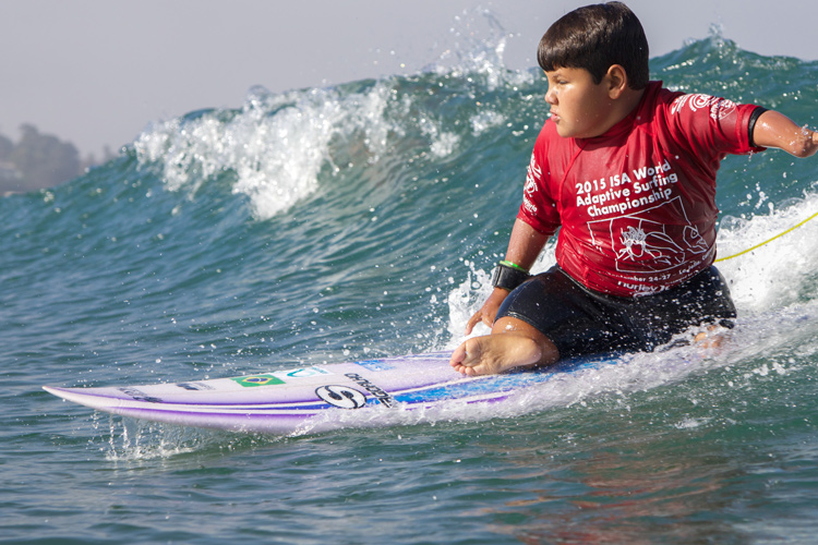 Para surfers: en route to the Paralympic Games | Photo: ISA