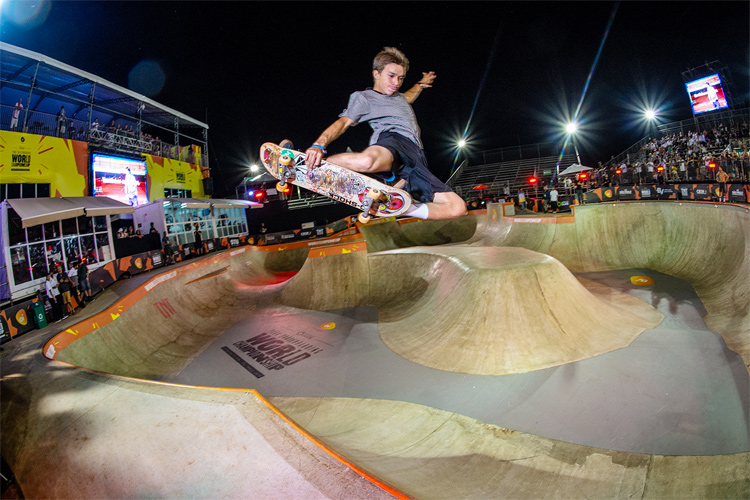 Skateboarding: ready to make its Olympic debut in Tokyo 2020 | Photo: World Skate