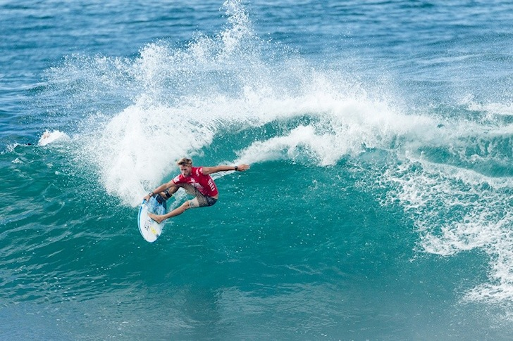 Pat Gudauskas: looking sharp | Photo: ASP/Cestari