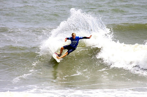 Patrick Gudauskas: important victory at Virginia Beach