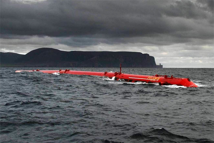 Pelamis Wave Energy Converter: the Scottish prototype failed to convince investors | Photo: Creative Commons