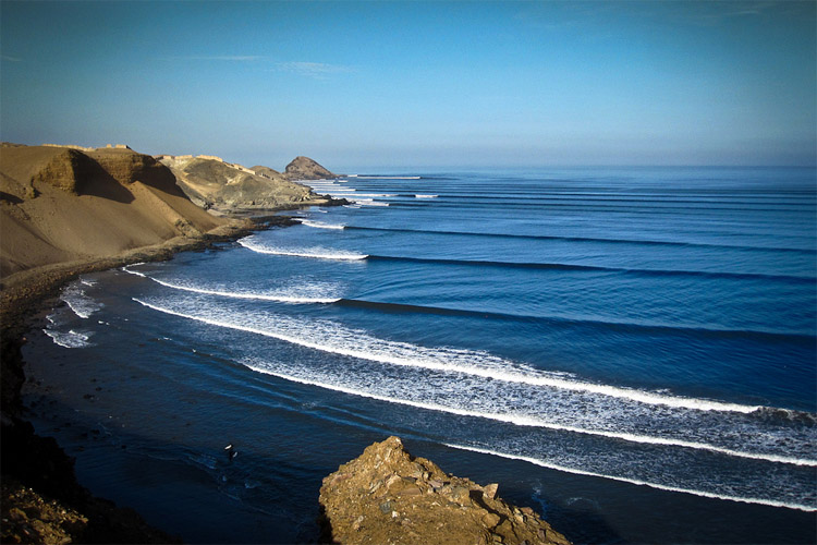 Peru: one of the best affordable surf destinations in the world