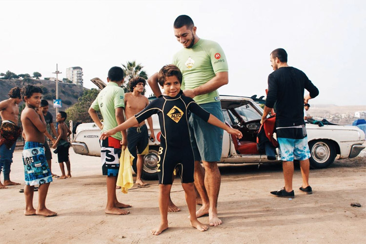 Peru: land of fantastic waves and warm people | Photo: Surfers for Surfers