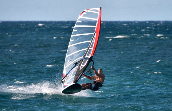 Peter Volwater: six victories in Lancelin is not enough