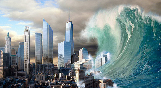 Image result for surfing tsunami