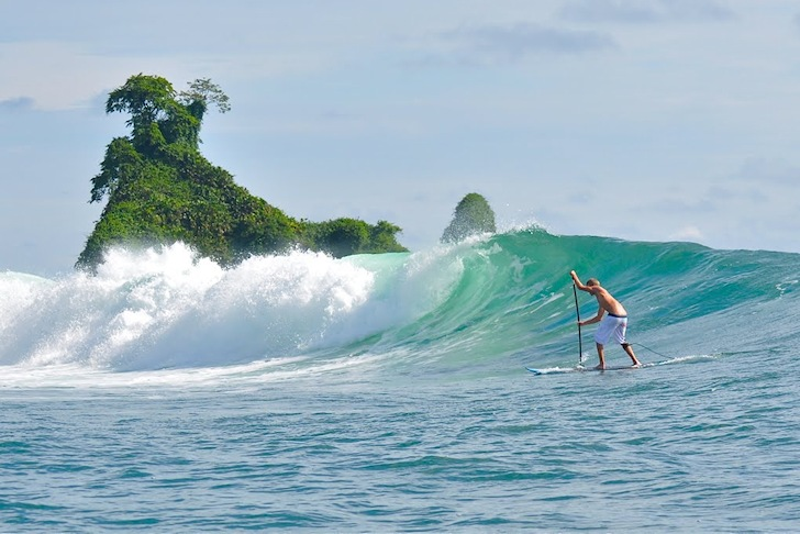 Pico de Loro: perfection in Colombia | Photo: WindsurfColombia.blogspot.com