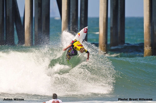 Grade-4 Nike 6.0 Pier Pressure: Julian Wilson won the event