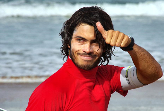Pierre-Louis Costes: European bodyboarding champ