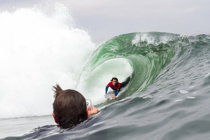 Quarterfinalists decided in the Arica Chilean Challenge 2014