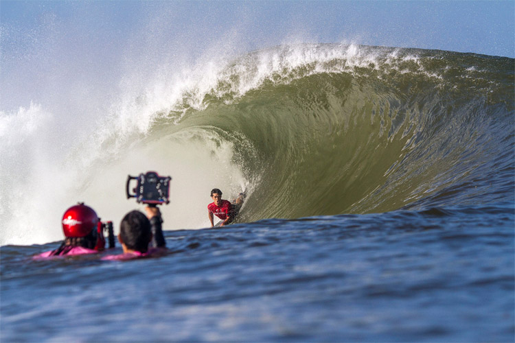 Pro bodyboarding expands TV rights to 22 countries