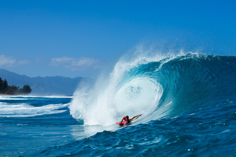 Bodyboarding: the APB wants to share the stoke with the world | Photo: APB
