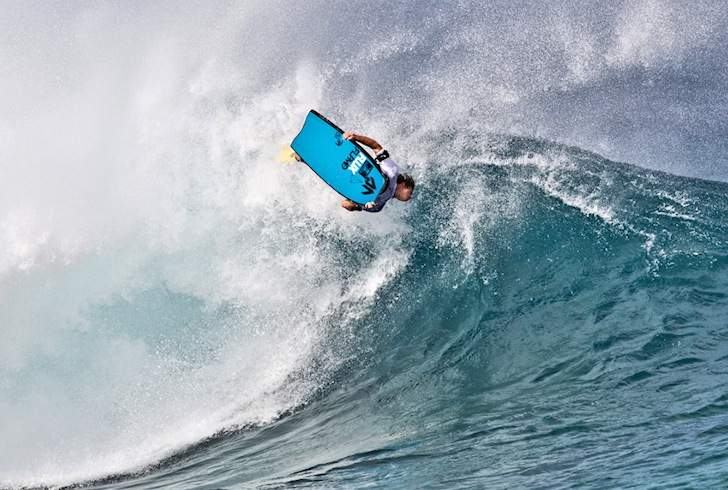 Pipeline: welcoming pro bodyboarders since 1982