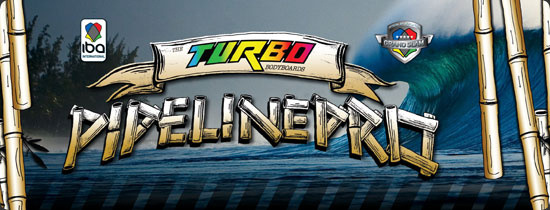 Turbo Bodyboards Pipeline Pro