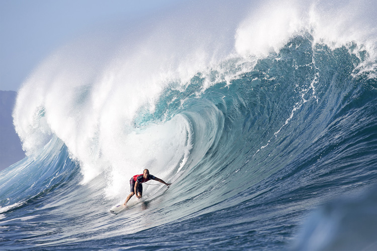 Banzai Pipeline: the ultimate surfer's wave | Photo: Cestari/WSL