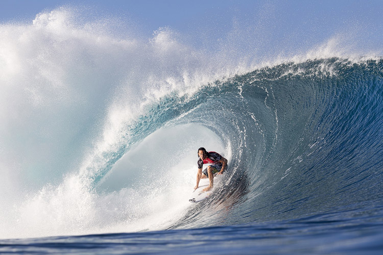 Pipeline Masters: it's all about the barrel | Photo: Cestari/WSL