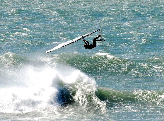 Pistol River Wave Bash: splendid windsurfing