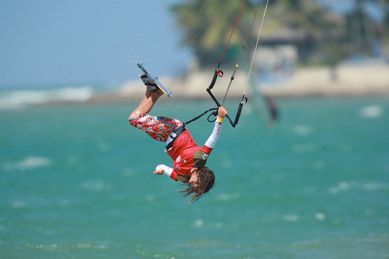 PKRA Cabarete: hot and windy
