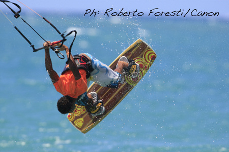 PKRA Cabarete: 31 degrees action