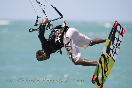 PKRA Cabarete: ideal wind conditions