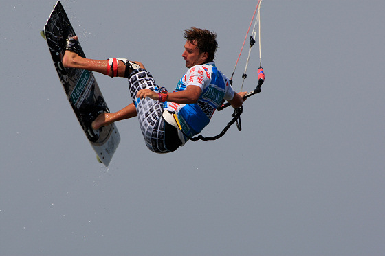 PKRA: a dynamic kiteboarding organization