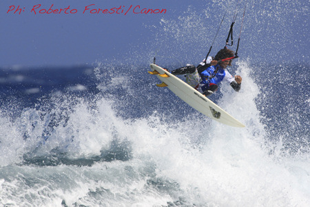 PKRA Tenerife: is that surfing or kiteboarding?