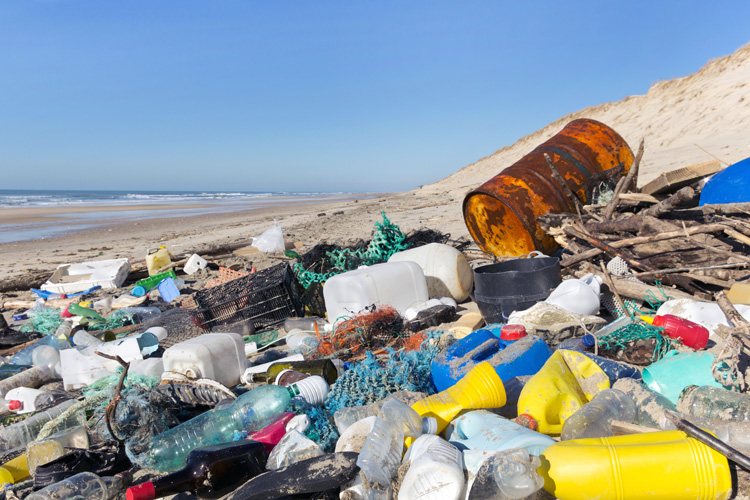 Plastic and debris: they are killing our oceans | Photo: Shutterstock